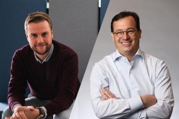 Dr. Bendikt Quarch und Dr. Marcus Funke