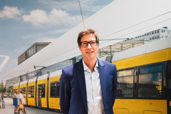 Dr. Alexander Steinbrecher, Head of Group Legal von Bombardier Transportation