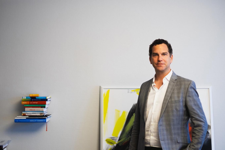 Stefan Schicker, CEO von SKW Schwarz, München