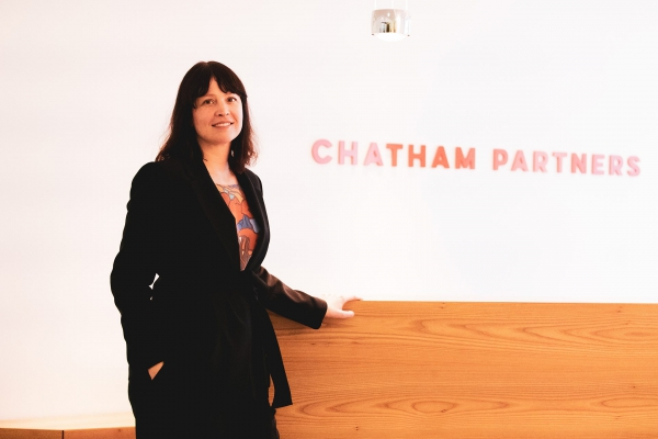 Carmen Schneider, Partnerin Chatham Partners in Hamburg