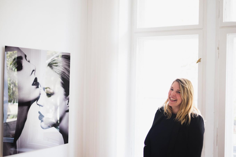 Franziska Leonhardt, Gründerin von Ave+Edam