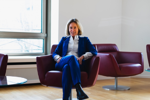Nina Leonhard, Partnerin von Pinsent Masons