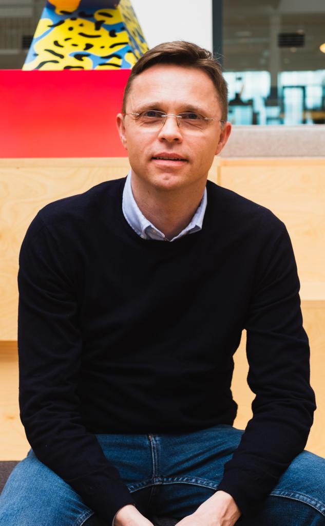 Jan-Bernd Pöhlking Portrait