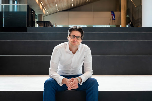 Moritz Holzgraefe, Leiter Regierungsbeziehungen von Axel Springer