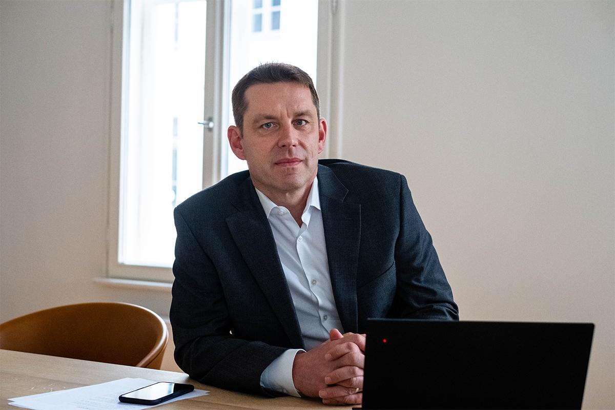 Georg Schröder, Gründer von Legal Data Schröder
