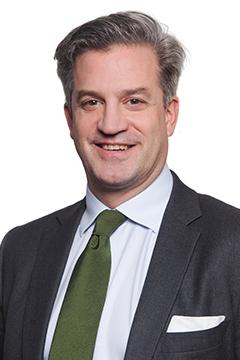 Matthias Nordmann, Partner von SKW Schwarz
